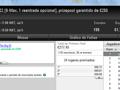 FCGrosso83, Poker_jh27 e Shinekorakki foram os Grandes Vencedores de Quarta 109