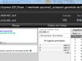 FCGrosso83, Poker_jh27 e Shinekorakki foram os Grandes Vencedores de Quarta 120
