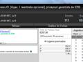 FCGrosso83, Poker_jh27 e Shinekorakki foram os Grandes Vencedores de Quarta 119