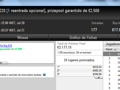 NeverLoose62 dá Show na PokerStars.pt; JJamaicaKK88 Vence The Big €100 108