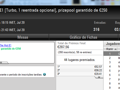 NeverLoose62 dá Show na PokerStars.pt; JJamaicaKK88 Vence The Big €100 112