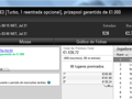 NeverLoose62 dá Show na PokerStars.pt; JJamaicaKK88 Vence The Big €100 110