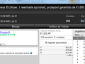 NeverLoose62 dá Show na PokerStars.pt; JJamaicaKK88 Vence The Big €100 119
