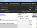 NeverLoose62 dá Show na PokerStars.pt; JJamaicaKK88 Vence The Big €100 118