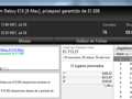 NeverLoose62 dá Show na PokerStars.pt; JJamaicaKK88 Vence The Big €100 121