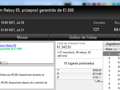 NeverLoose62 dá Show na PokerStars.pt; JJamaicaKK88 Vence The Big €100 120
