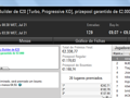 NeverLoose62 dá Show na PokerStars.pt; JJamaicaKK88 Vence The Big €100 126