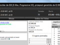 NeverLoose62 dá Show na PokerStars.pt; JJamaicaKK88 Vence The Big €100 131