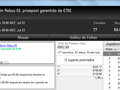Chicoeto e Erdnaandre Dividem Prémios no The Hot BigStack Turbo €50 123