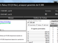 Chicoeto e Erdnaandre Dividem Prémios no The Hot BigStack Turbo €50 120