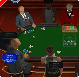 Poker in 3D Is a Virtual Reality 0001
