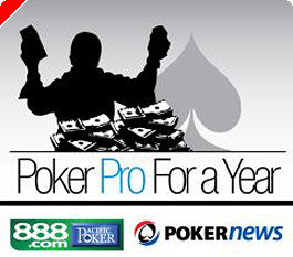 Be a Poker Pro' for a Year with UK PokerNews and 888 Poker 0001