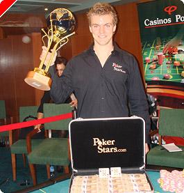Denmark's Peter Jepsen Wins the EPT Warsaw 0001