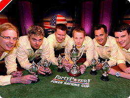 Sweden Pull Off Spectacular Win at PartyPoker Poker Nations Cup 0001