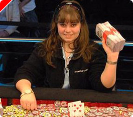 Evento 3 de la WSOPE, mesa final de NLHE de £10.000: Annette Obrestad hace historia 0001