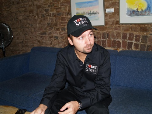 UK PokerNews Exclusive: Interview with Daniel Negreanu 0001