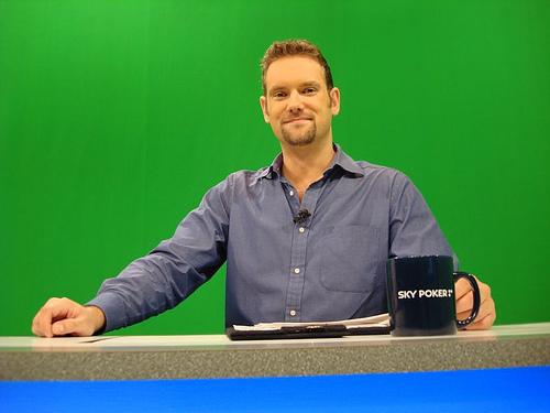 UK PokerNews Interview: Matt Broughton from Sky Poker's 'The Club' 0001