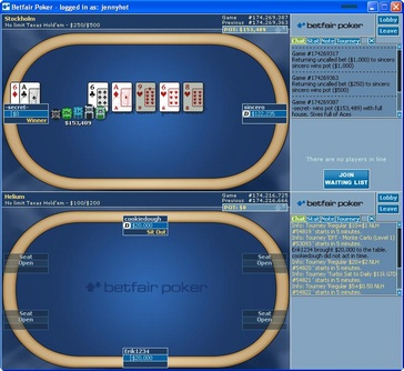 Great Christmas Presents from Betfair Poker 0001