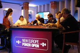 New Europe Poker Open II - Masters Tournament 0001