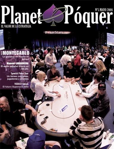 Nuevo número de Planet Poquer 0001