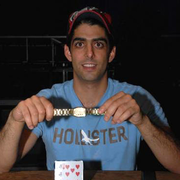 2008 WSOP Event #52, $1,500 No-Limit Hold'em: David ...