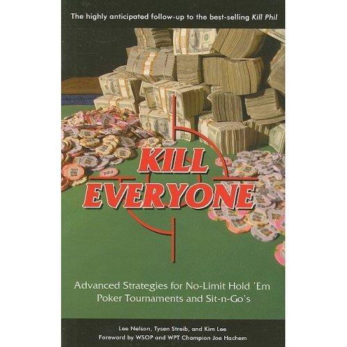 """""""Kill Everyone"""" – Libros de Poker 0001"""