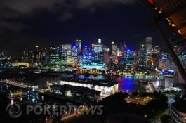 Pokerowe podróże - Śmietanka PokerNews: Sydney APPT 0001