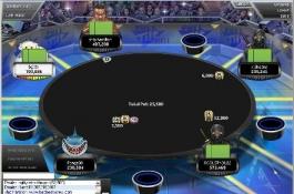 Tournoi knockout poker