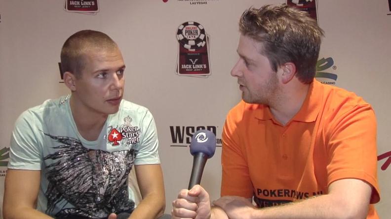 World Series of Poker videoblog - Noah Boeken (dag 9)