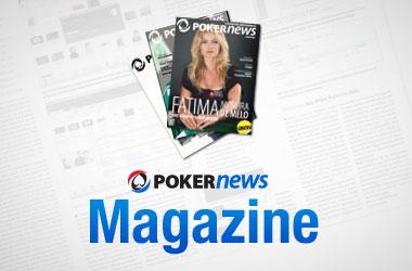 PokerNews Magazine, nog twee dagen om een abonnement te nemen!