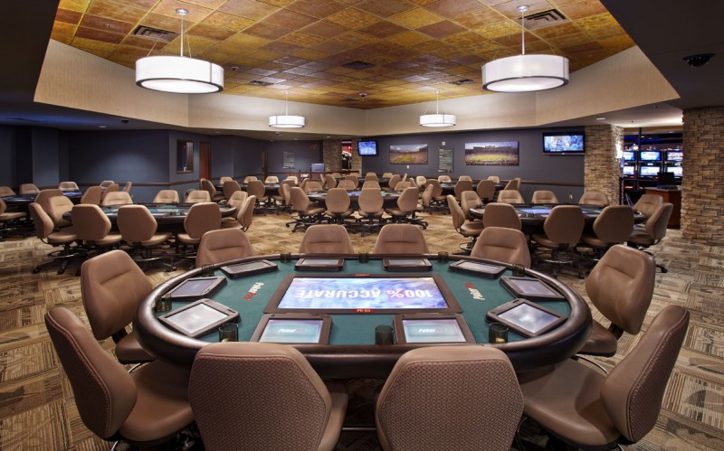 Is It Possible For A Poker Room To Succeed With Electronic Poker Tables Pokernews