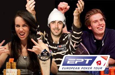 PokerStars EPT San Remo op punt van beginnen