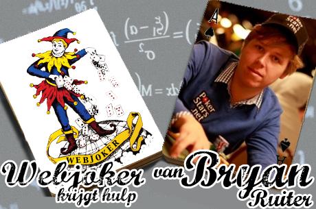 Webjoker krijgt hulp van Bryan Ruiter: 3 handen uit de WCOOP $10.000 High Roller