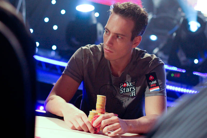 PokerStars.it EPT San Remo | Lex Veldhuis wordt 15e (€22.000), Neilson chipleader