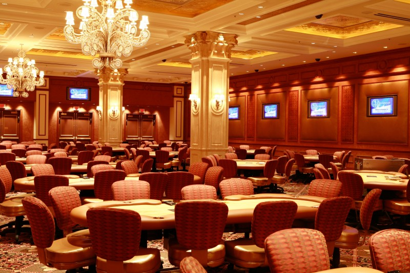 A Look at the Deep Stack Extravaganza IV with the Venetian\'s Kathy ...