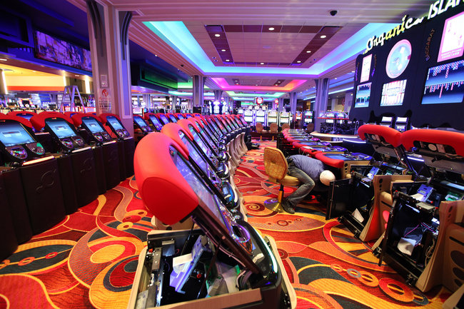 new york city casino table games