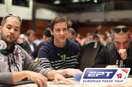 PokerStars.com EPT Praag: Patrick Renkers bovenaan