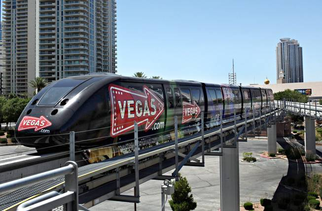 Eclipse Las Vegas >> Inside Gaming: LV Monorail Bankruptcy Progress, New Nugget, and Flav's Vegas Venture | PokerNews