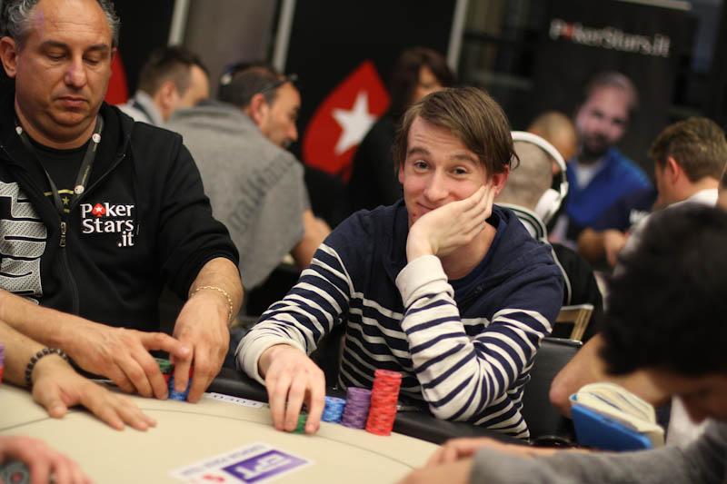 PokerStars.com EPT Campione: Renkers en De Meulder kennen goede dag 1B