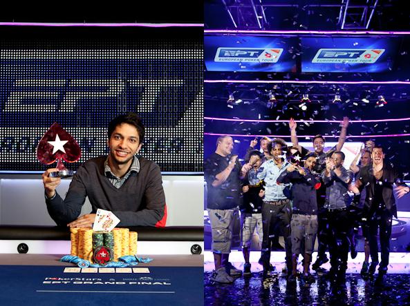 "EPT Grand Final Monte Carlo: Mohsin ""Chicagocards1"" Charania"