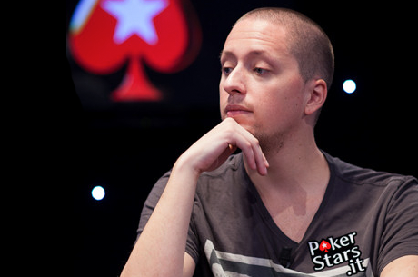 PokerStars EPT San Remo: Lacay aan de finaletafel, Lavallee chipleader