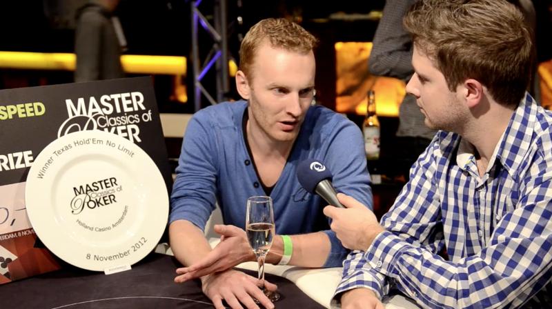 PokerStars en PokerNews MCOP Journaal | Dag 6: Johan van Til wint!