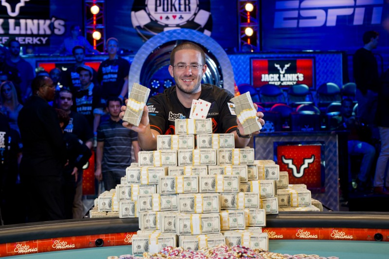 Top 10 Stories Of 2012 5a Greg Merson Wins The Wsop