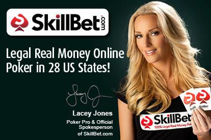 Legal online poker in us