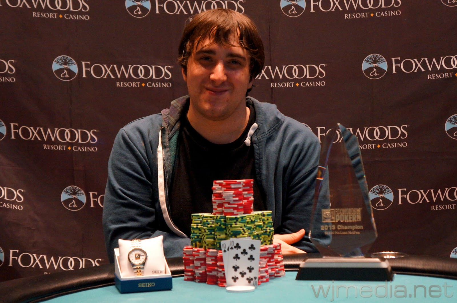 foxwoods poker tournament results 2018
