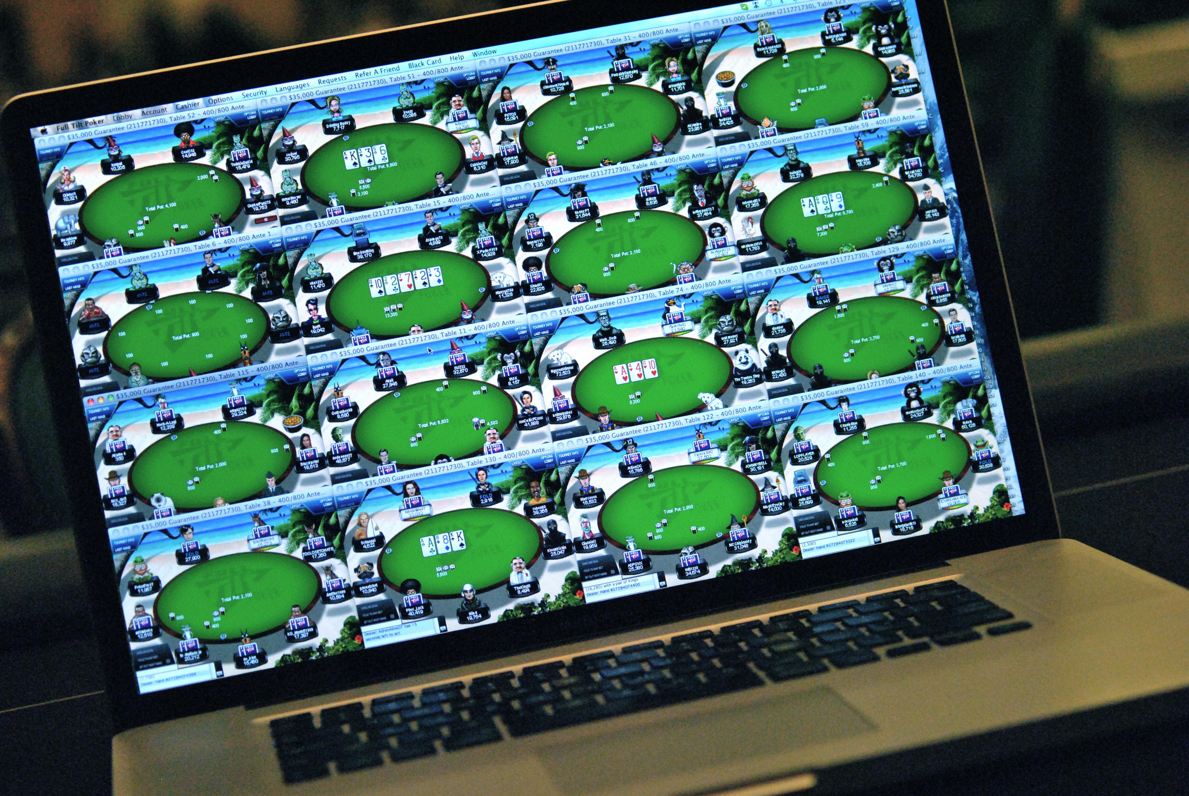 Full Tilt Poker.Com