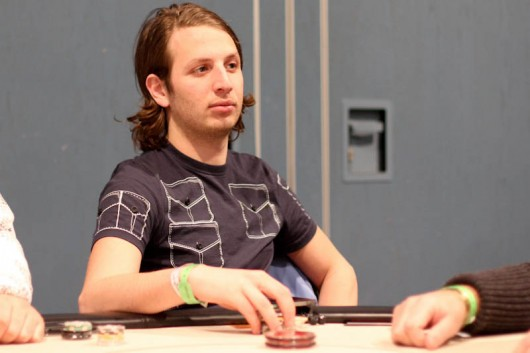 EPT Berlijn - Daniel Reijmer met topstack naar dag 2