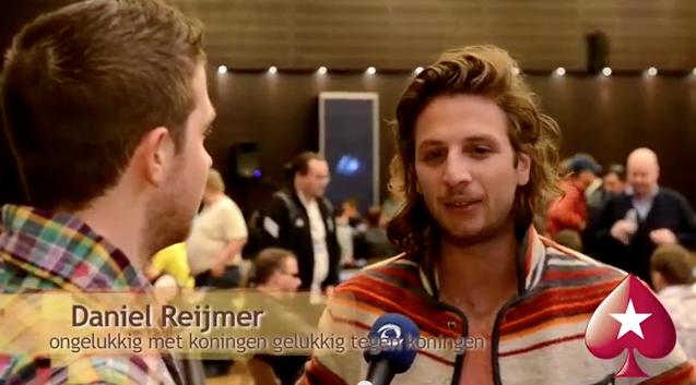 EPT Berlijn Journaal - Dag 3: Reijmer kent swings