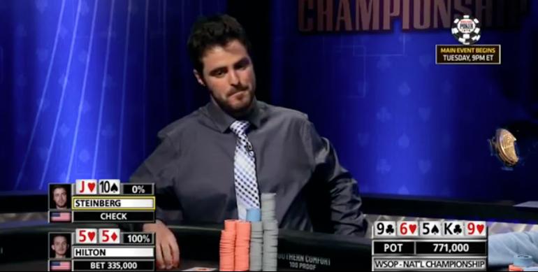 WSOP Uitzendingen - Aflevering 3 & 4 (National Championship)