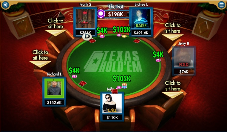 Poker game online for free social casino market 2016